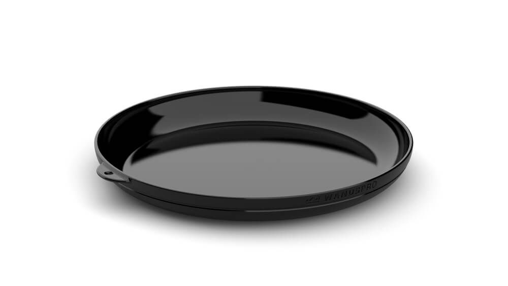 ClipCroc Dish in Midnight Black by WandsPro