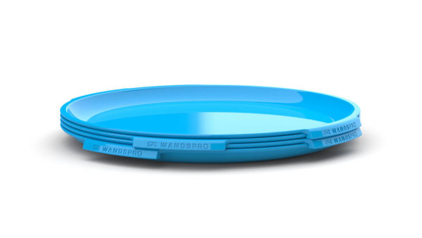 Clipcroc™ Plate Set in Sky Blue by WandsPro