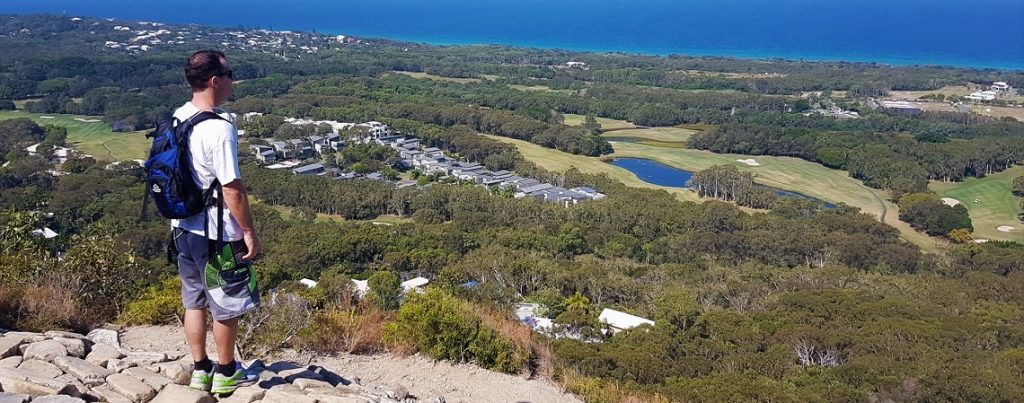 WandsPro check out Mount Coolum