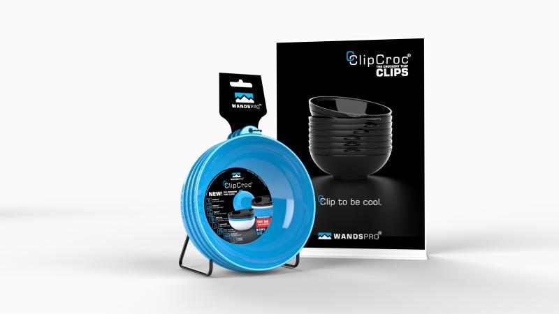 ClipCroc Blue Bowl Set